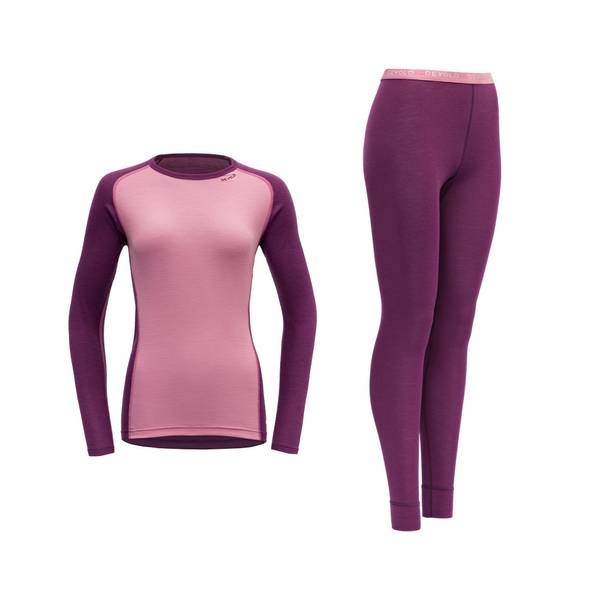 Bilde av Multi Sport Woman Shirt/Long Johns - Crocus