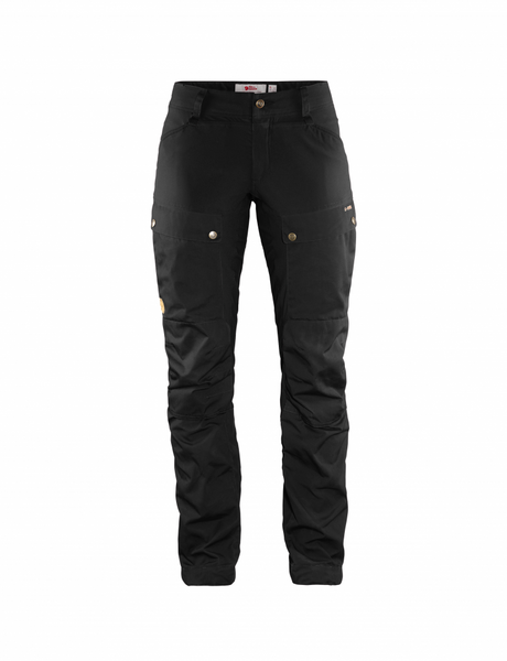 Bilde av Keb Trousers Curved W Short - Black