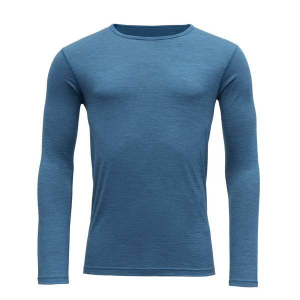 Bilde av Breeze Man Shirt - Blue Melange
