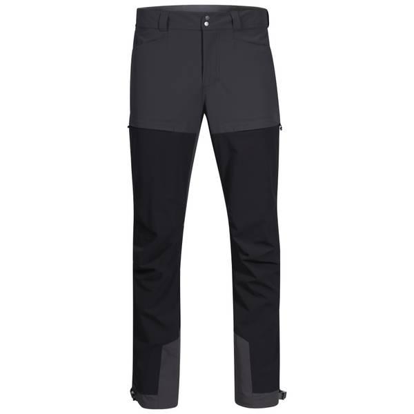 Bilde av Bekkely Hybrid Pants - Black/Solid Charcoal