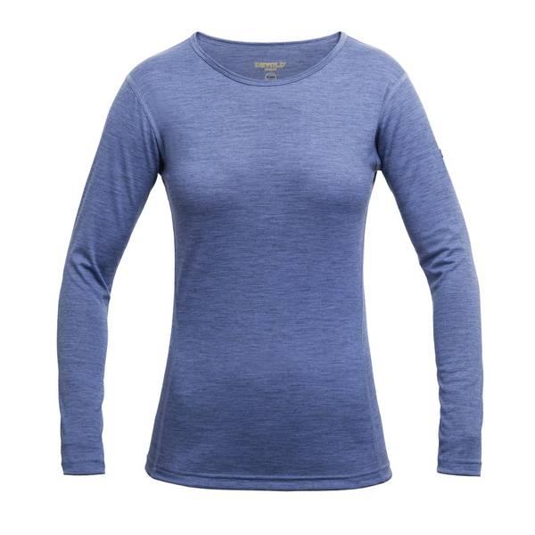 Bilde av Breeze Woman Shirt - Bluebell Melange