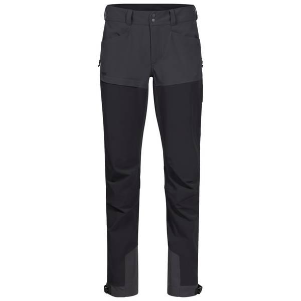 Bilde av Bekkely Hybrid W Pants - Black/Solid Charcoal