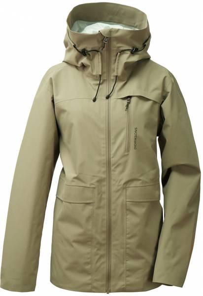 Bilde av Wida Womens Jacket - Mistel Green
