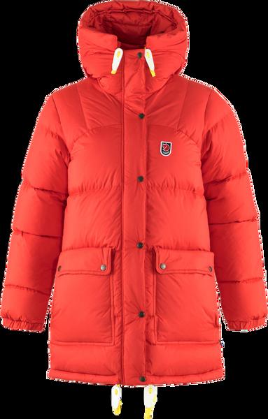 Bilde av Expedition Down Jacket W - True Red