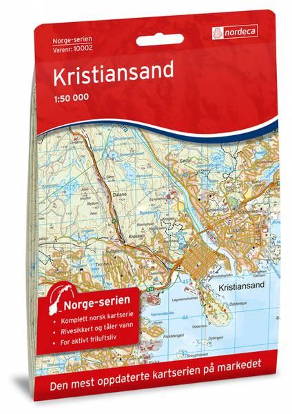 Bilde av Norge-serien - Kristiansand
