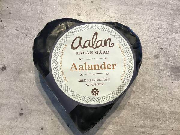 Aalander Hjerte (ca 220g)