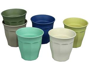 Bilde av Cupful of Colour set/6 - breeze colours