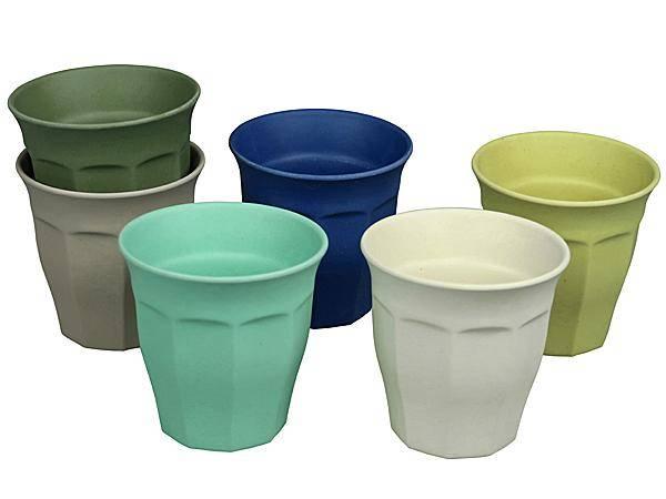 Bilde av Cupful of Colour set/6 - breeze colours