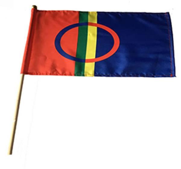 Bilde av Samisk håndflagg