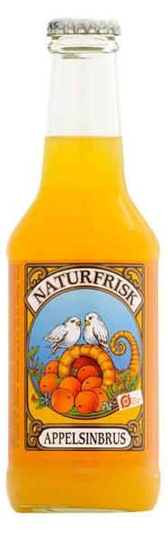 Bilde av Appelsinbrus, 250 ml, økologisk