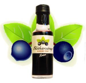 Bilde av Reisa Blåbærsirup 100 ml