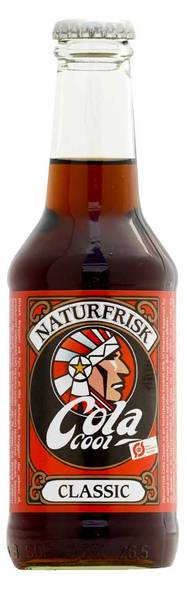 Bilde av Cola, brus, 250 ml, økologisk
