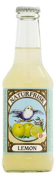 Bilde av Sitronbrus, 250 ml, økologisk