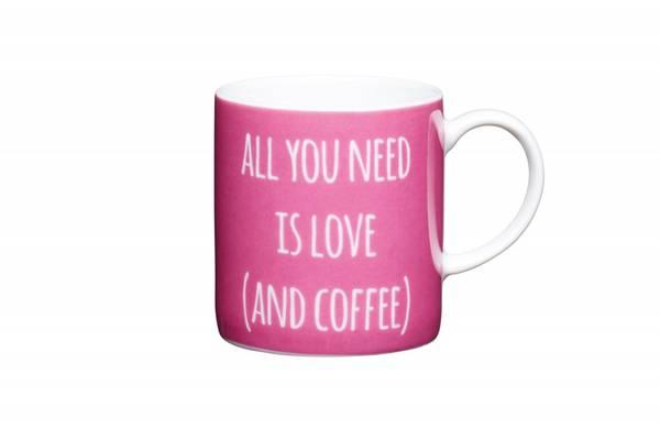 Bilde av Espressokopp - all you need...