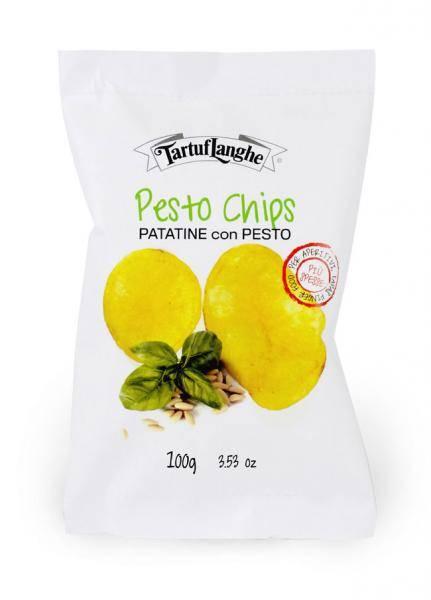 Bilde av Pesto chips 100gr