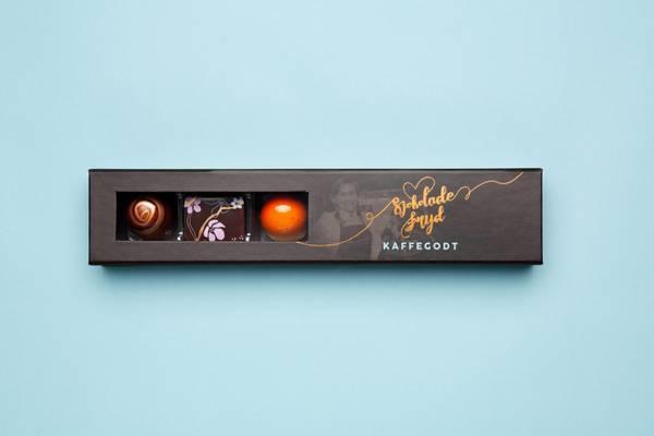 Bilde av Kaffegodt 6 biter gaveeske