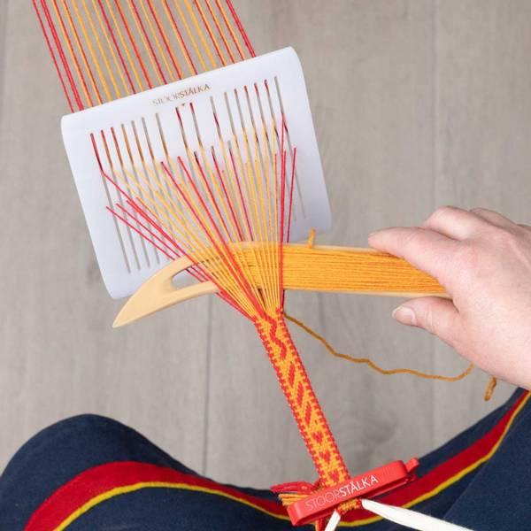 Bilde av Weave.kit Professional gul-röd