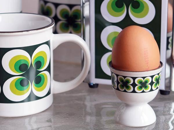 Eggeglass RAMONA green