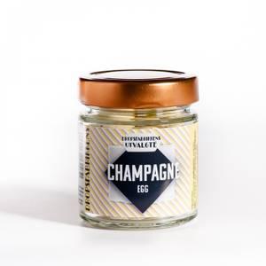 Bilde av Champagne Egg Glass