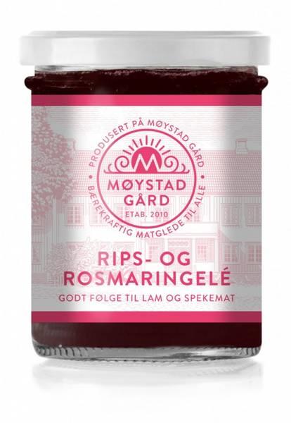 Bilde av Rips og Rosmaringele 200 ml
