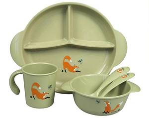 Bilde av ECO-KIDS set - fox