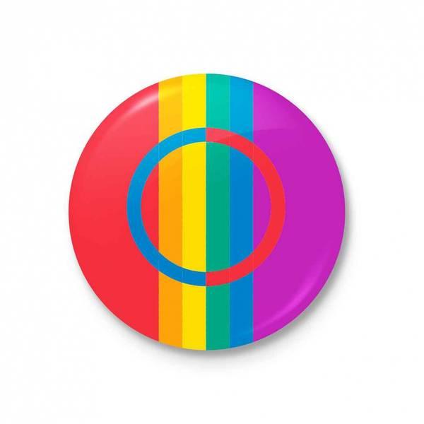 Bilde av Pin Pride Sapmi