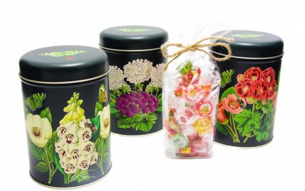 Bilde av Sort Blomsterboks m/Frukt- & Blomsterblanding