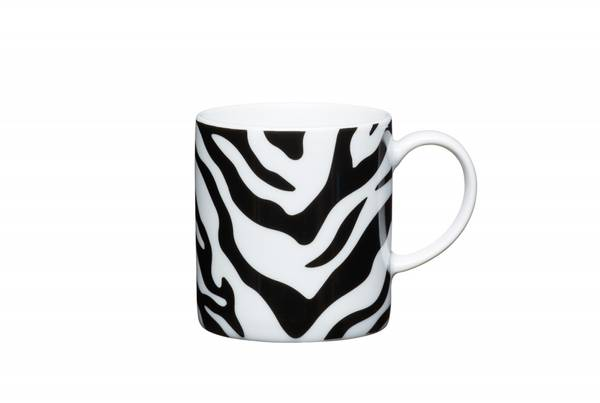 Bilde av Espressokopp - zebra