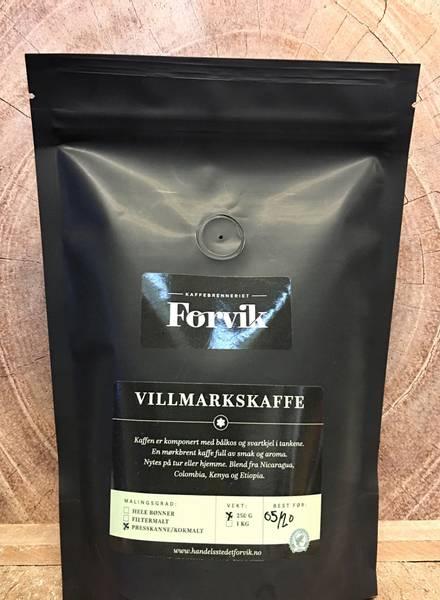 Bilde av Forvik Villmarkskaffe Press/Kokmalt