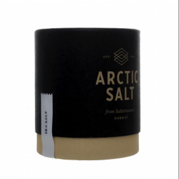 Bilde av Arctic Salt Hvitt Havsalt 120g