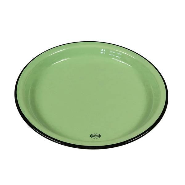 Bilde av Fat - vintage green Ø22cm