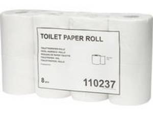 Bilde av Toalettpapir hvit 2 lags