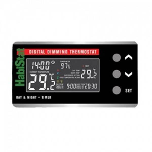 HabiStat Digital Temp. termostat day/night
