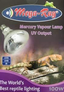 Bilde av MEGA RAY UV MV 100 W