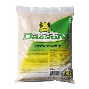 Bilde av Dragon Termite clay hvit 5kg