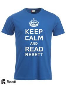 Bilde av Keep Calm and read Resett