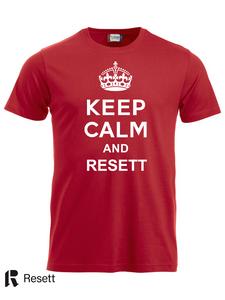 Bilde av Keep Calm and Resett