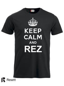 Bilde av Keep Calm and REZ