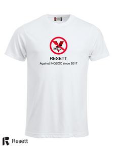 Bilde av Resett - Against INGSOC since 2017