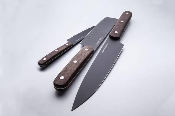 Knivsett 3-pack