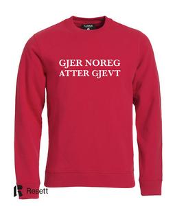 Bilde av Gjer Noreg atter gjevt