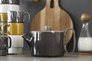 Bilde av Coffee & More Tekanne, grå