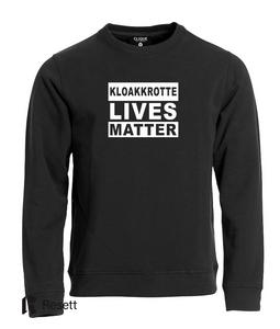 Bilde av Kloakkrotte Lives Matter