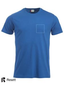 Bilde av T-shirt med liten logo