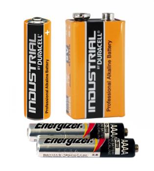 Bilde av Diverse batterier