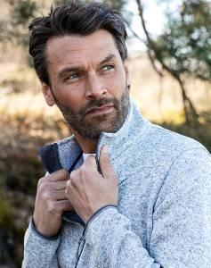 Bilde av Knitted Fleece Jacket