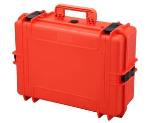 Bilde av MAX Cases 505 orange koffert