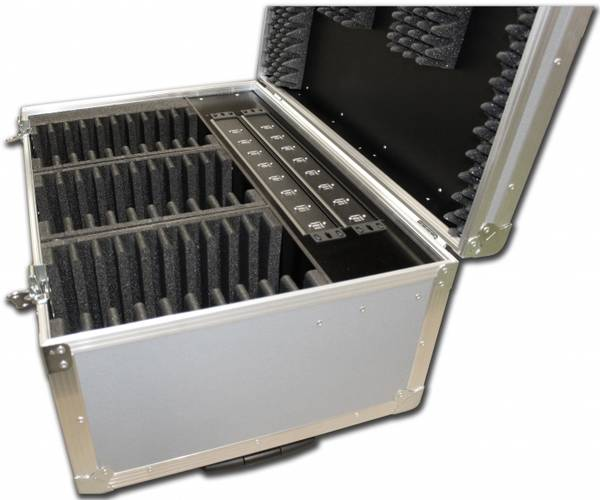 Ladekoffert for 30 iPad