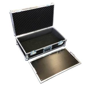 Flightcase Pedalbrett