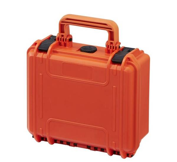 MAX Cases 235H105 orange koffert